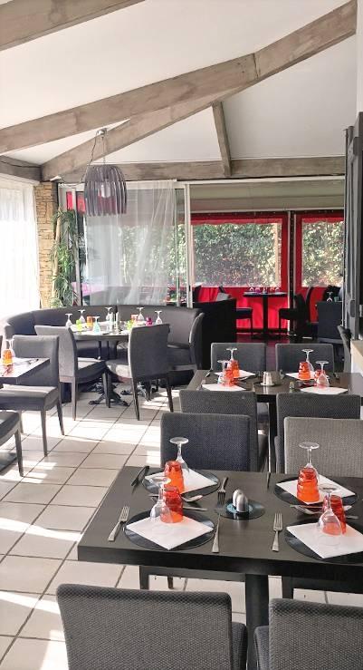 l'Oliveraie - Restaurant Château Gombert